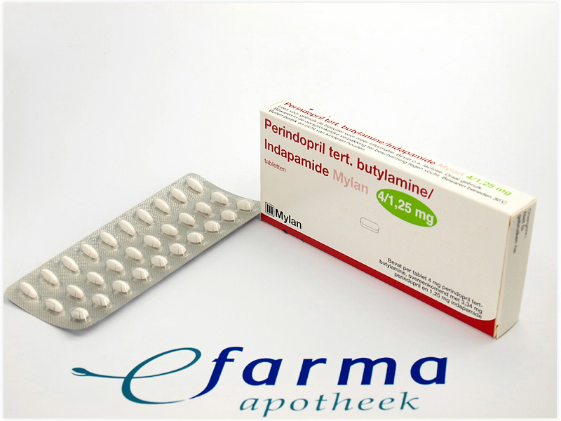 Perindopril Tablets 2mg