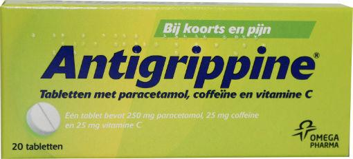 Antigrippine Tablet