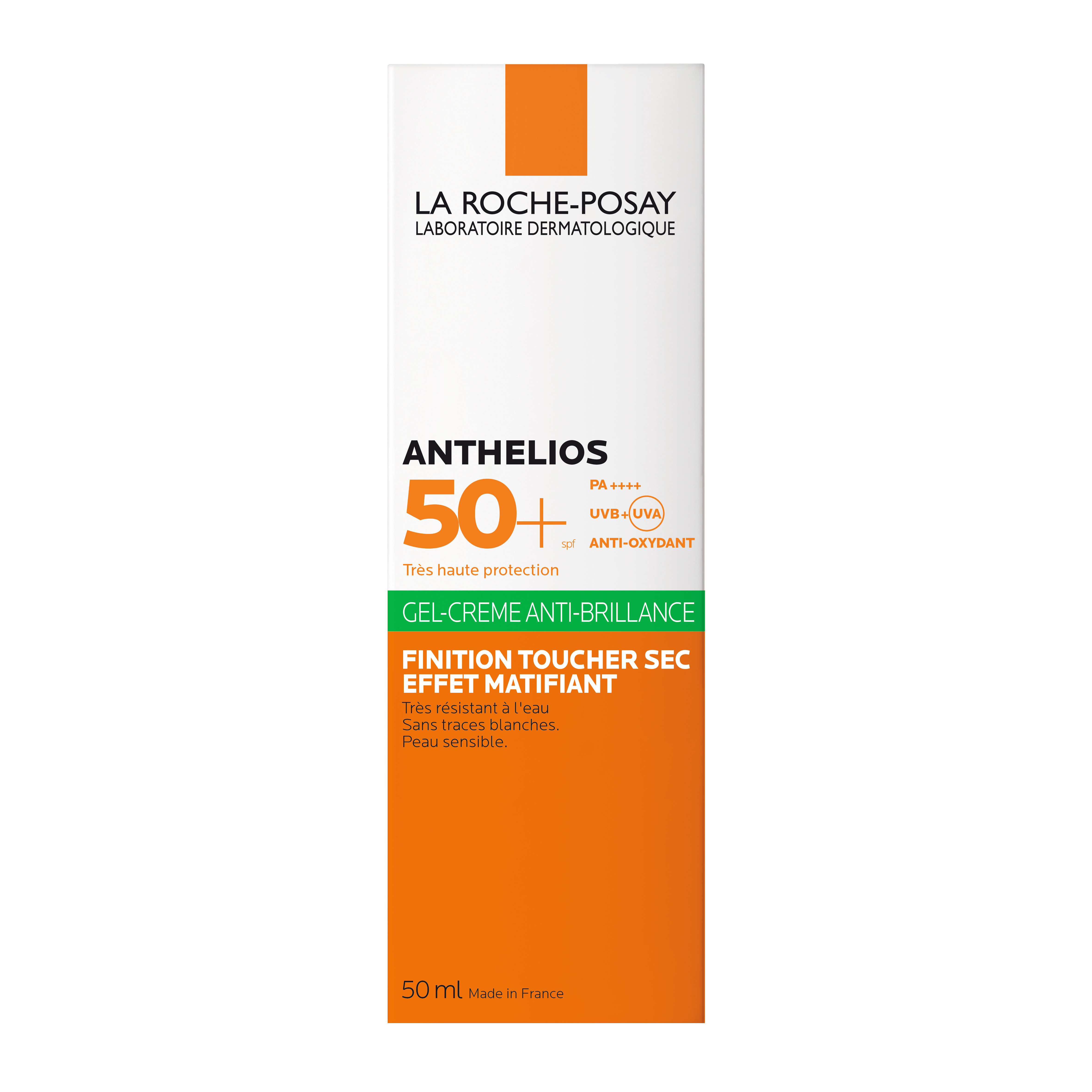 La Roche-Posay Anthelios Gel-Crème Dry Touch Spf 50 (50ml)