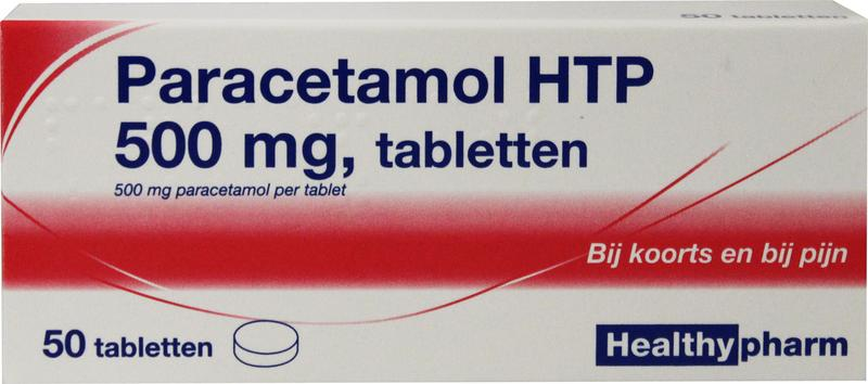 Paracetamol Htp Tablet 500mg