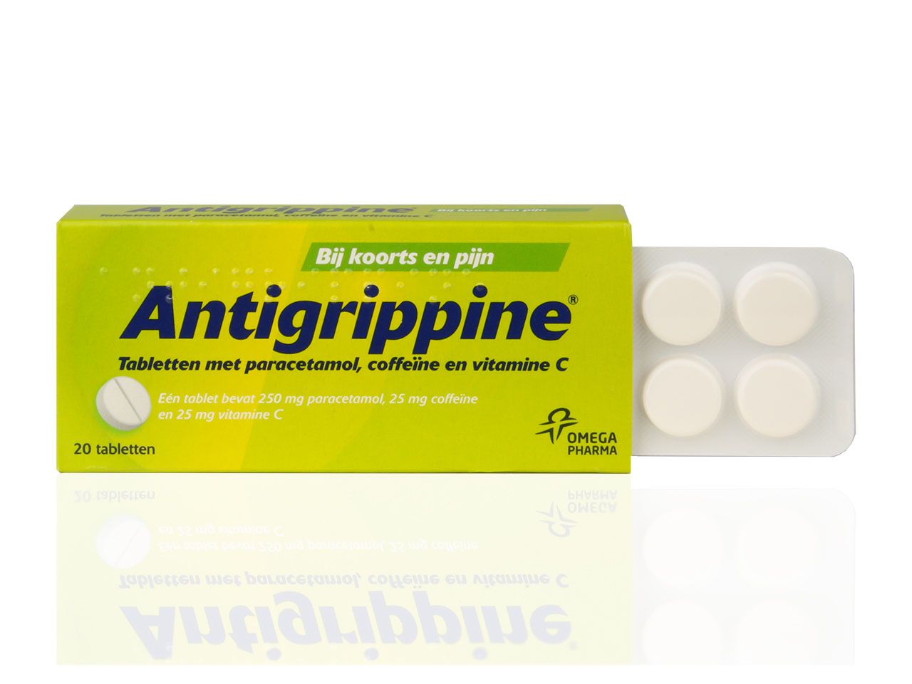 Afbeeldingsresultaat voor anti grippine