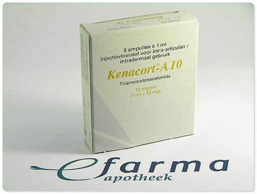 Kenacort hj injection kit