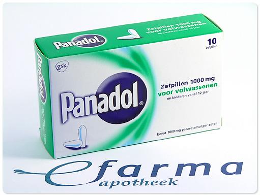 panadol artrose