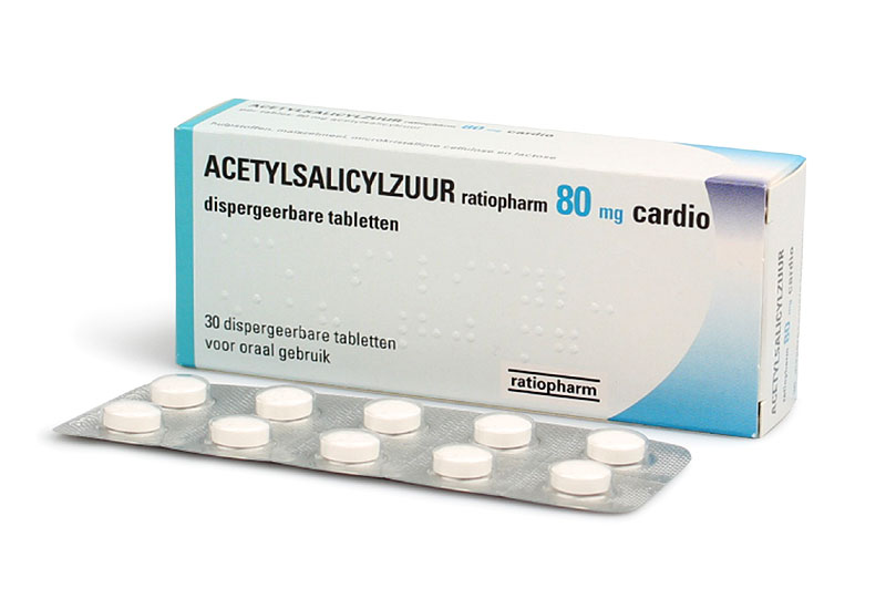 Resultaten Voor Acetylsalicylzuur