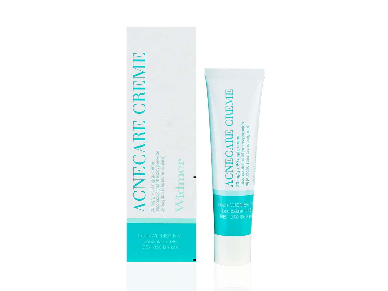 louis widmer acne care
