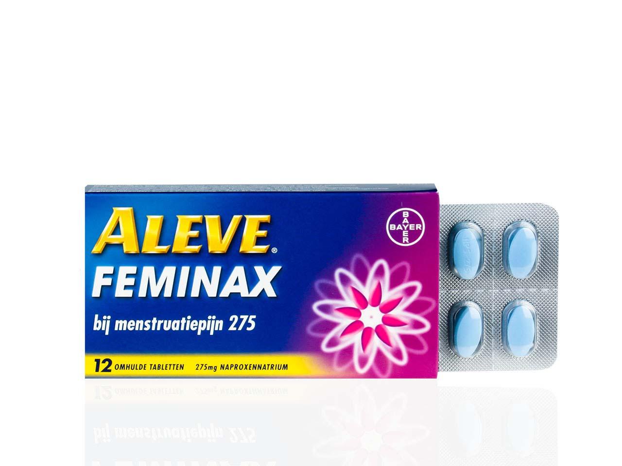 menstruatiepijn pillen