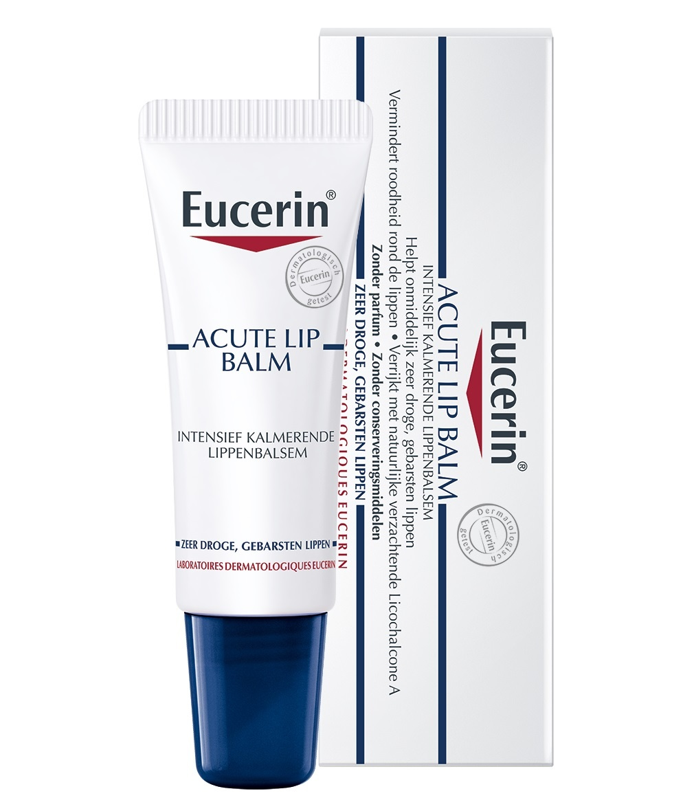 Eucerin Acute Lip Balm (10ml)